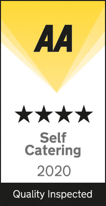 AA 4 Stars Self-catering Accommodation